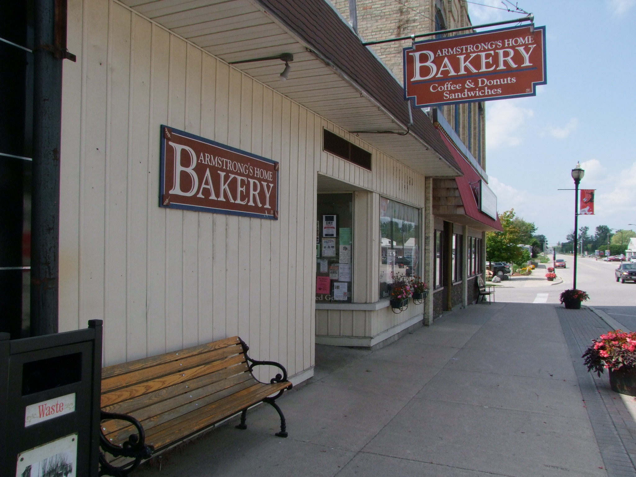 A picture of Armstrong's Home Bakery