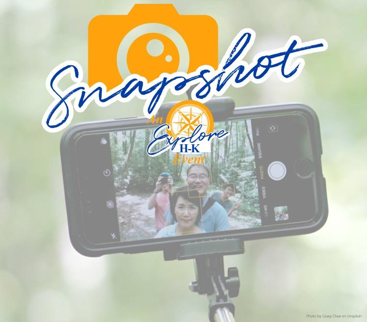 Snapshot Photography Contest Logo