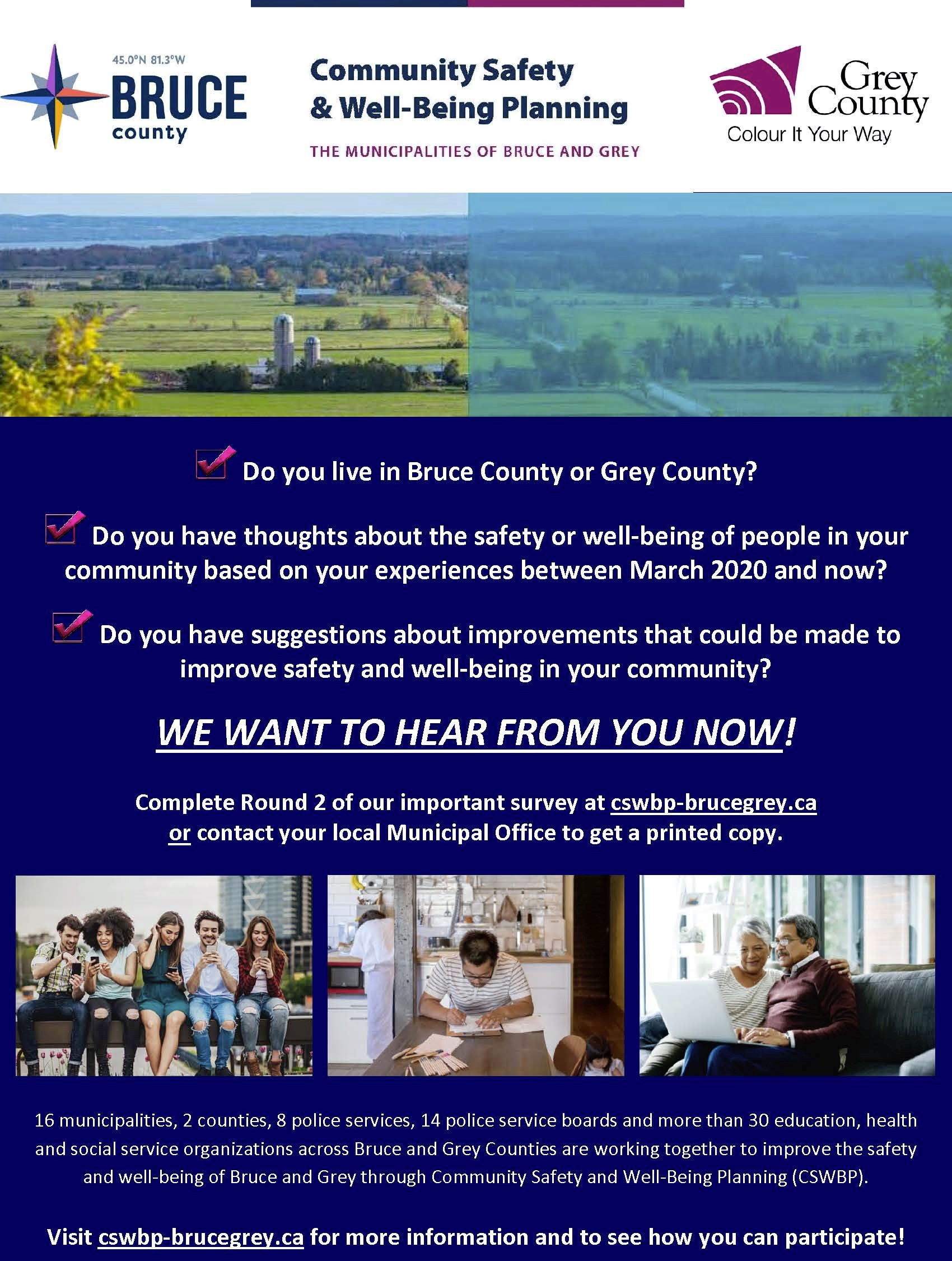 Community Safety and Well-Being Planning Survey